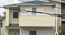 神戸市 壁、屋根塗装
